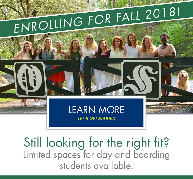 Enrolling for fall 2018