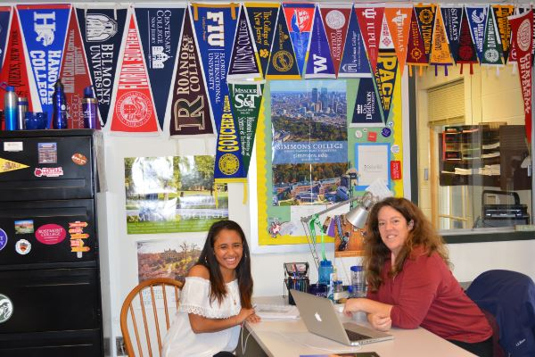 Oldfields Private All Girls Boarding Day School College Counseling